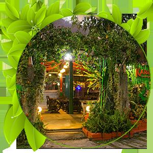 طراحی باغ سنتی