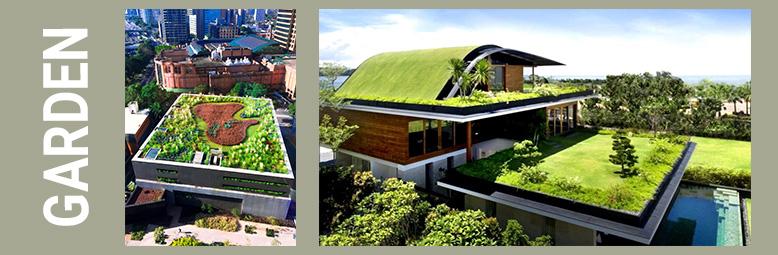 اجرای فضای سبز پشت بام