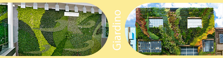 طراحی و اجرای فضای سبز عمودی