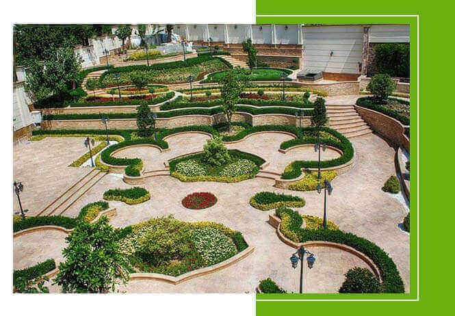 فضای سبز شهری
