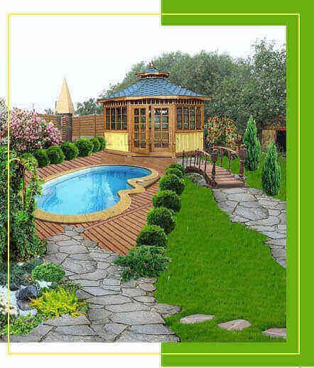 طراحی فضای سبز کردان