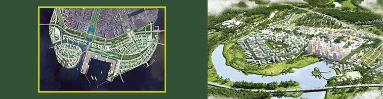 طراحی و اجرای فضای سبز شهری