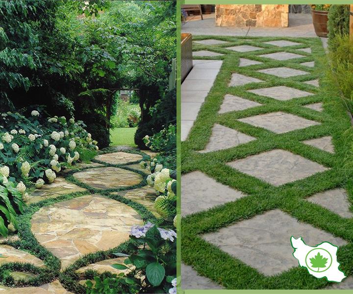 ایده های خلاقانه در طراحی فضای سبز