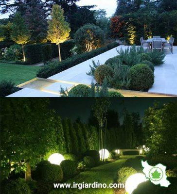 طراحی نورپردازی