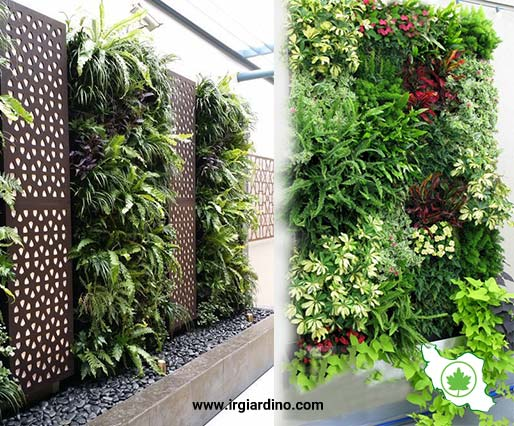 اجرای فضای سبز در محیط مسقف